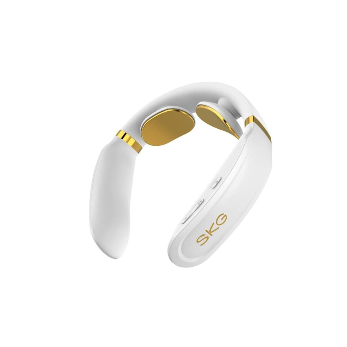 Bild 2 von SKG Nackenmassagegerät, K6E-WHITE, weiß