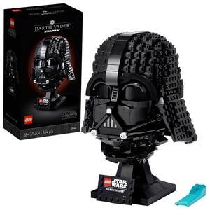 LEGO 75304 Star Wars Darth-Vader Helm Bauset für Erwachsene, Deko, Geschenkidee, Modell zum Bauen und Ausstellen
