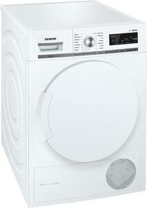 Siemens WT44W5W0 Wärmepumpentrockner weiß EEK: