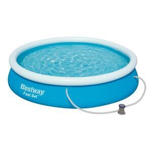 Bestway Fast Set™ Pool-Set mit Filterpumpe, rund, 366x76cm, 57274