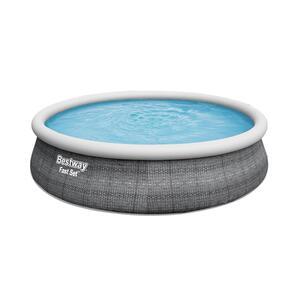 Bestway Fast Set™ Pool Komplett-Set, rund, 457x107cm, 57372