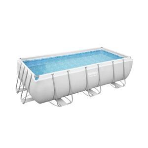 Bestway Power Steel™ Frame Pool Komplett-Set, eckig, 404x201x100cm, 56441