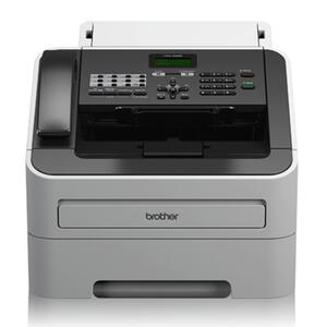 Brother FAX-2845 Laserfax mit Telefonhörer