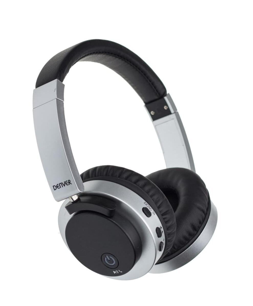 Bild 1 von Denver Bluetooth Over-Ear Kopfhörer BTN-206 mit Noice Reduction