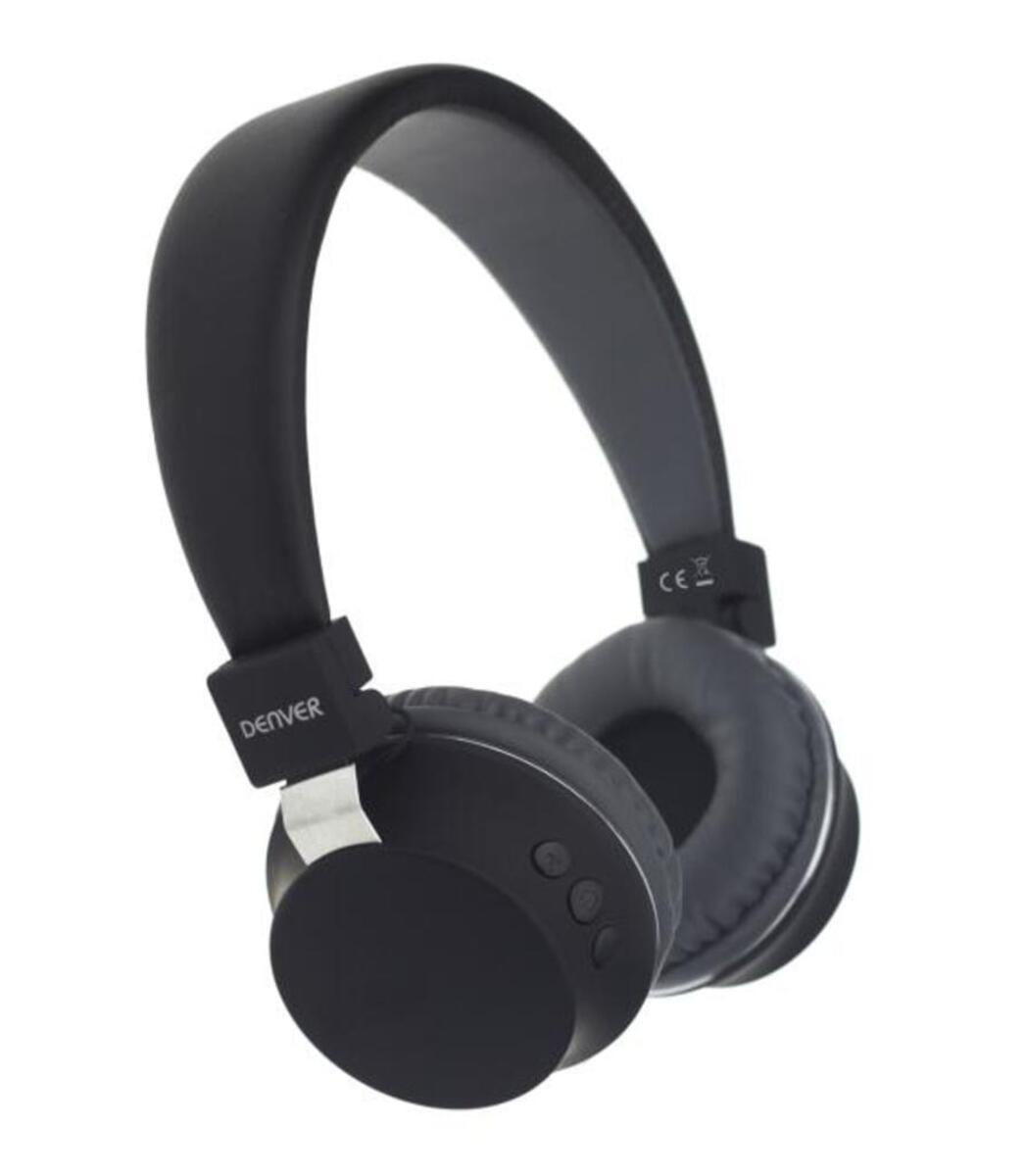 Bild 1 von Denver Bluetooth Over-Ear Kopfhörer mit Mikrophone BTH-205