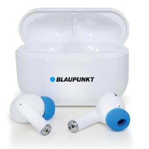 Blaupunkt TRUE WIRELESS EARBUDS TWS 20 WH Bluetooth 5.0 Kopfhörer
