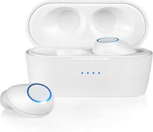 Blaupunkt BTW 10 WH True Wireless Stereo Kopfhörer - Weiss