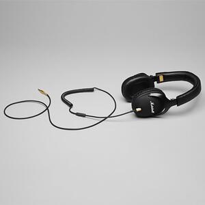 Marshall Monitor, Kopfhörer, Kopfband, Anrufe & Musik, Schwarz, Binaural, Multi-key