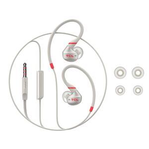 TCL In-Ear Kopfhörer Crimson White ACTV100