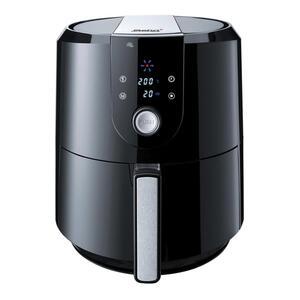 STEBA HF 5000 XL Heißluft-Fritteuse schwarz, Farbe:Schwarz