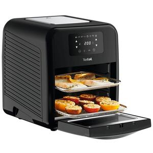 Tefal FW Easy Fry Oven & Grill - Mini-Backofen - schwarz