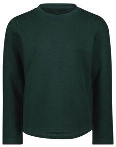 HEMA Kinder-Pullover, Struktur Grün