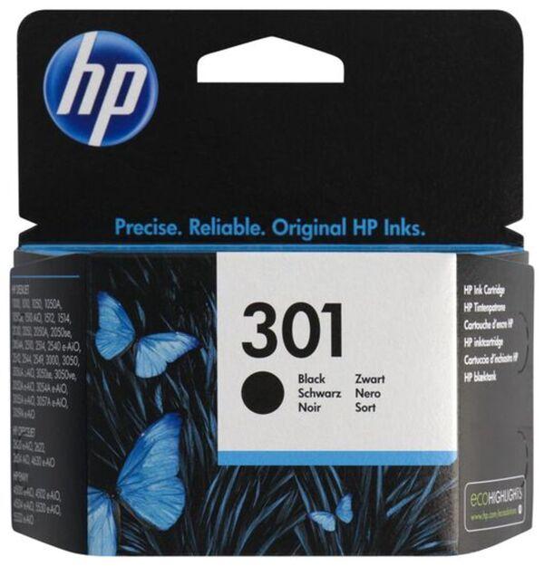 HEMA Druckerpatrone HP 301, Schwarz