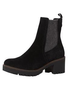 Tamaris Damen Chelsea Boot schwarz 1-1-25936-25 normal Größe: 41 EU