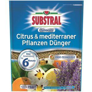 Celaflor-substral - Substral Osmocote Citrus & Mediterrane Pflanzen Dünger 1,5 kg