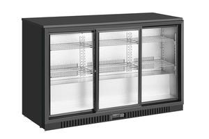 METRO Professional Flaschenkühler GBC3103, 279 l, Schwarz