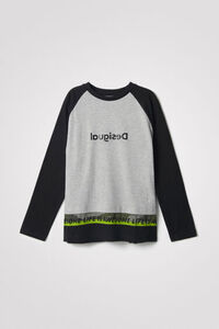 Shirt lange Ärmel 100% Baumwolle