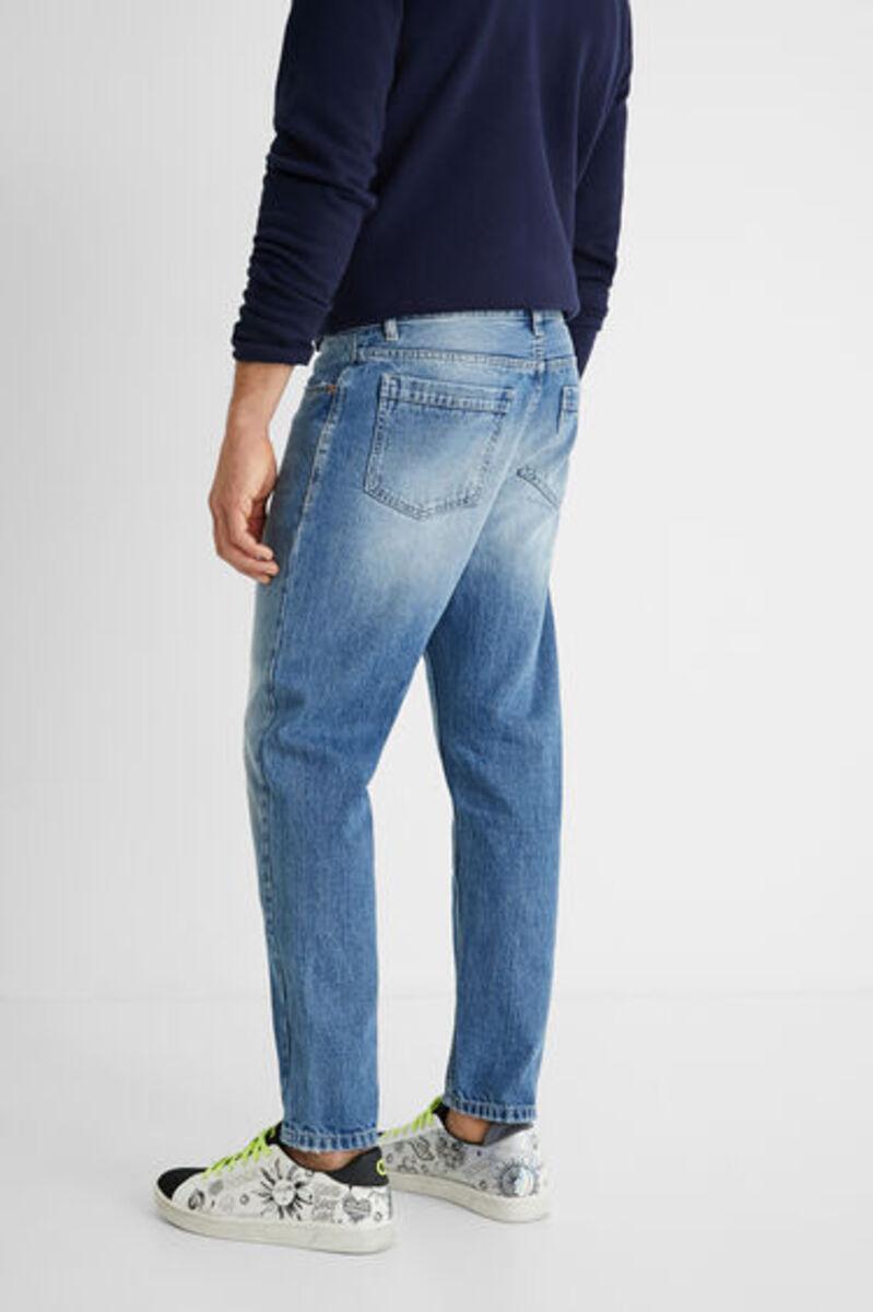 Bild 4 von Gerade geschnittene Jeanshose