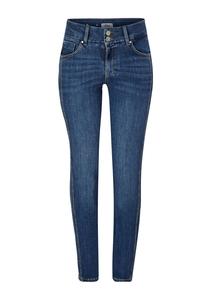 Damen Slim Fit: Verkürzte Slim leg-Jeans