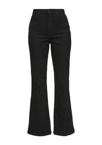 Damen Regular Fit: Jeans mit Wide leg