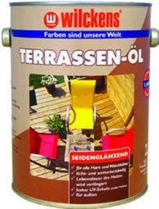 Wilckens Terrassen-Öl