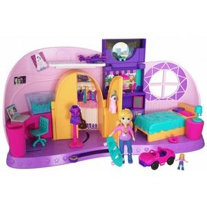 Polly Pocket - Spielset Pollys Zimmer - Go Tiny!
