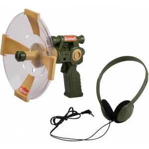 Scout - Geräuschverstärker - mit Köpfhörern