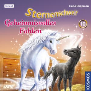 Sternenschweif - Hörspiel CD - Folge 10 - Geheimnisvolles Fohlen