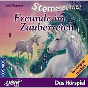 Sternenschweif - Hörspiel CD - Folge 6 - Freunde im Zauberreich