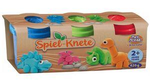 Müller - Toy Place - Spielknete, 3 x 140 g