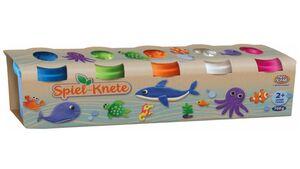 Müller - Toy Place - Spielknete, 5 x 140 g