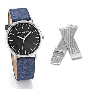 Pacific Prime Unisex Armbanduhr, Sunny Blue