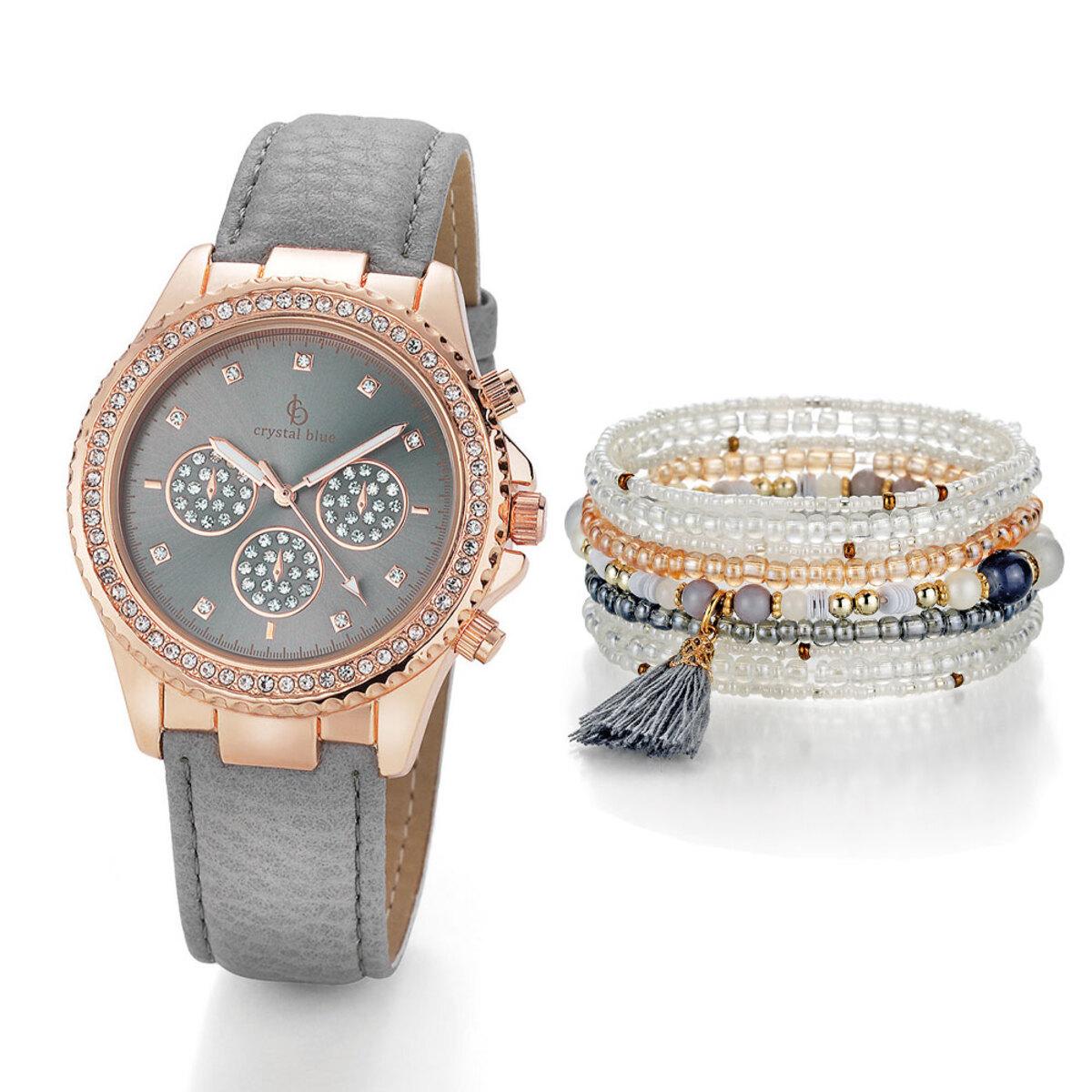 Bild 1 von Pacific Prime Damenuhr mit Armband, Gloria