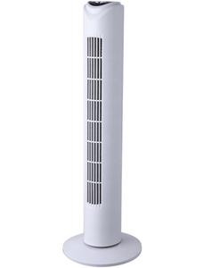 Turmventilator »TOWER«, 50 W, Leistungsstufen, Ø: 26 cm