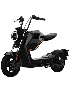 Elektroroller »Max«, max. 45 km/h, Reichweite: 45 km, schwarz