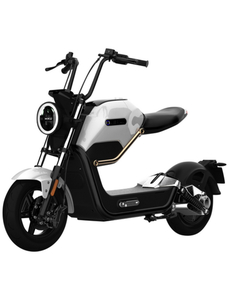 Elektroroller »Max«, max. 45 km/h, Reichweite: 45 km, weiß/schwarz