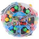 Bild 2 von Grundig Deko-Lichterkette Bälle 13,9m 100 LEDs Bunt