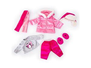 Bayer Design Winterkleidung für Puppen 42-46cm
