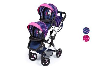 Bayer Design Zwillings-Puppenwagen Twin Neo