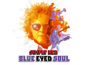 Warner Music Group Germany Simply Red - Blue Eyed Soul - CD