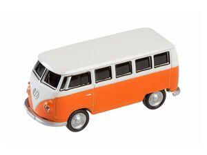 GENIE  USB-Stick 32GB »VW Bus«, orange/weiß