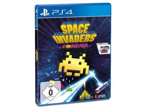 NBG Space Invaders Forever - Konsole PS4