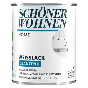SCHÖNER WOHNEN-Farbe Home Weißlack
