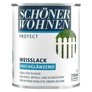 SCHÖNER WOHNEN-Farbe Protect Weißlack