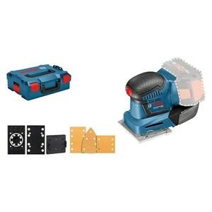 Bosch Professional Akku-Schwingschleifer GSS 18V-10 L-Boxx