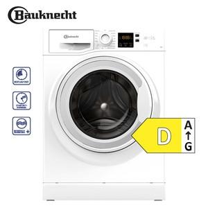 Waschautomat BPW 814 • Digital-MotionTechnologie: entfernt schonend Flecken • diverse Sonder- und Kurzprogramme • Maße: H 85,0 x B 59,5 x T 60,5 cm • Energie-Effizienz D (Spektrum: A bis