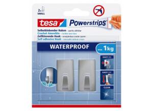tesa® Powerstrip Waterproof Haken S 59780-00000-00