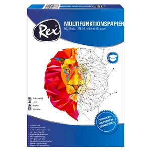 REX®  Multifunktionspapier 500 Blatt