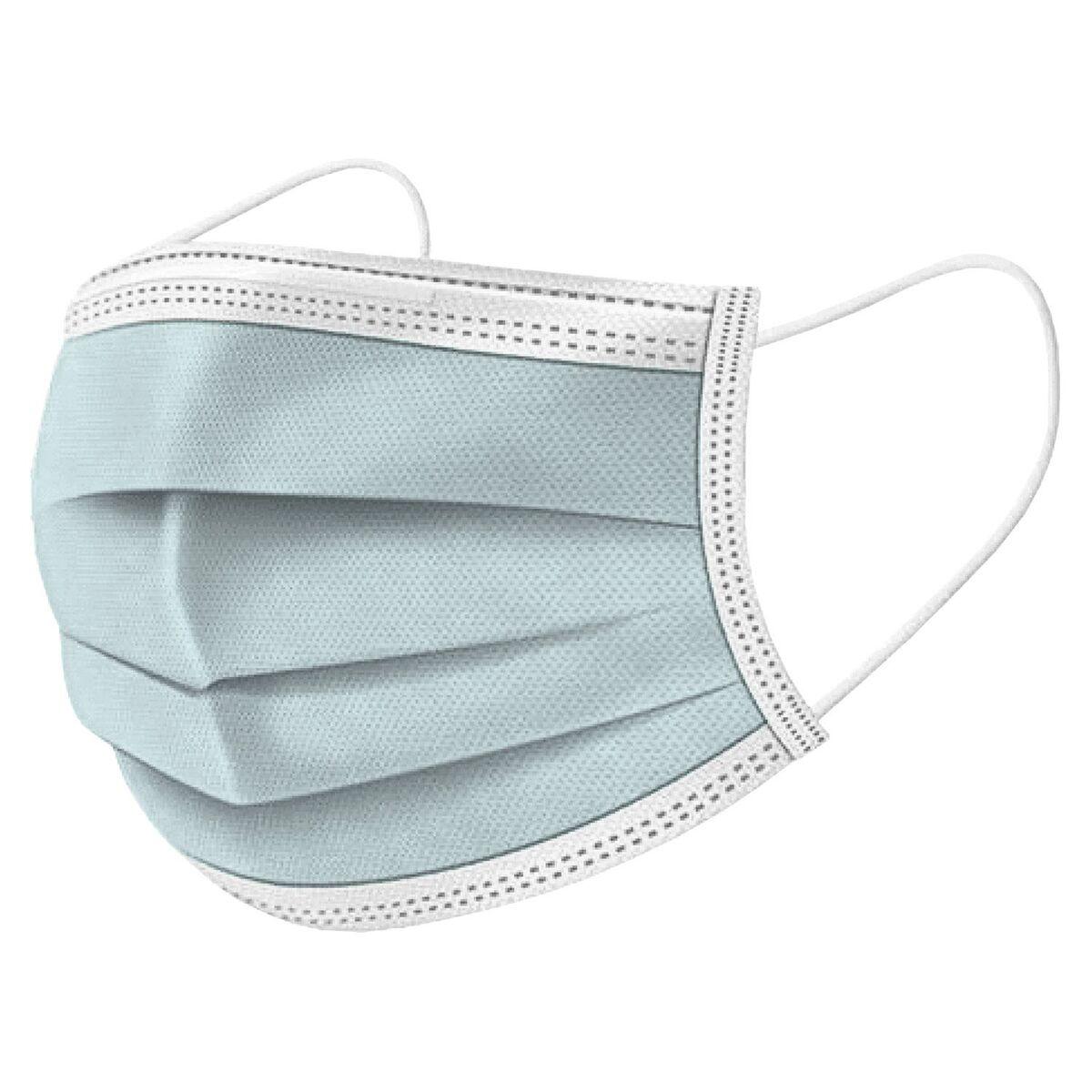 Bild 1 von Medizinische Mund-und-Nasen-Schutzmasken, Bunt 10er-Packung