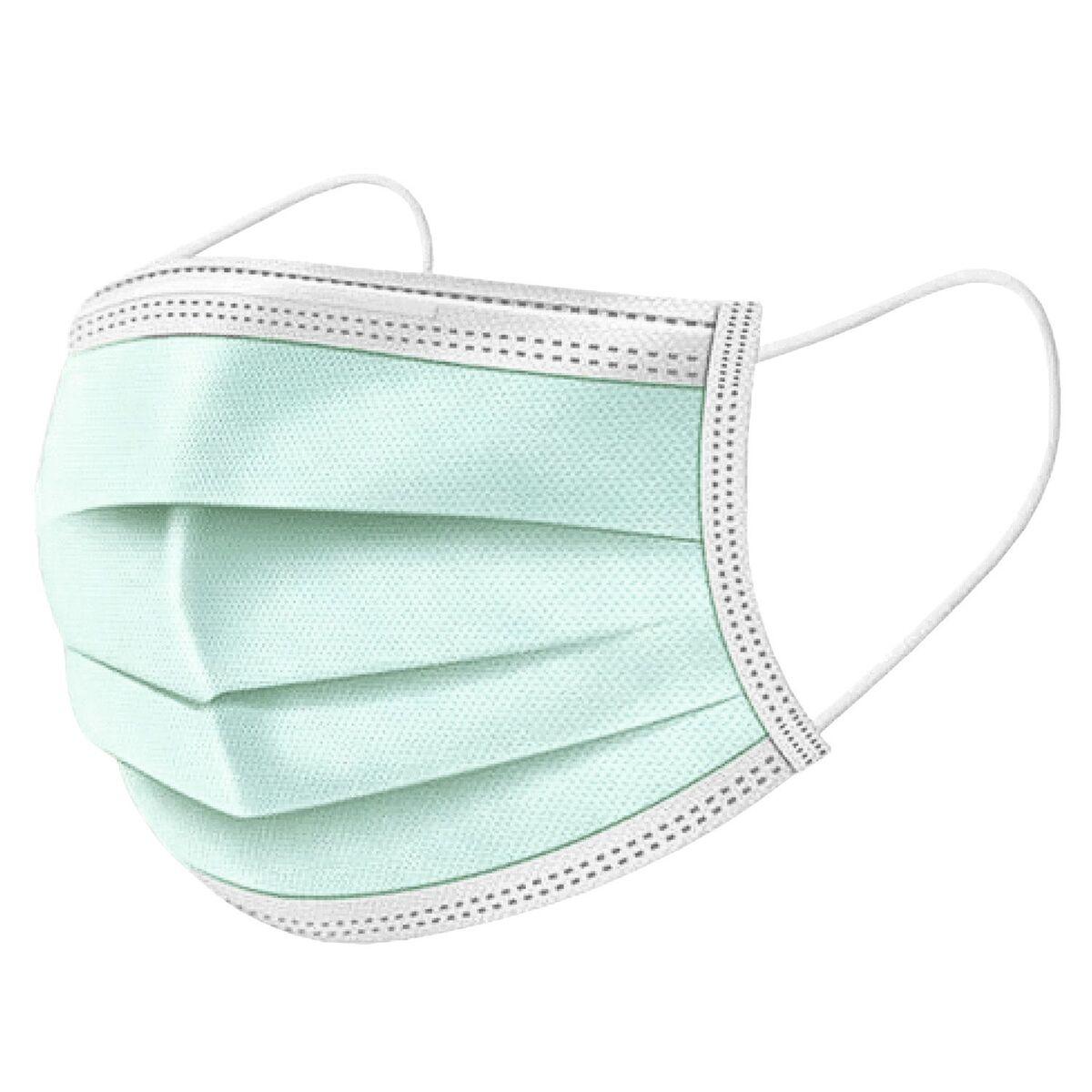 Bild 2 von Medizinische Mund-und-Nasen-Schutzmasken, Bunt 10er-Packung